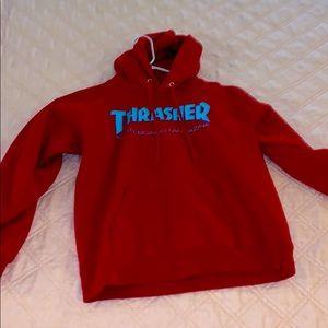 Thrasher jacket